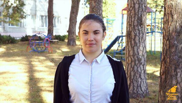 Виктория К., июнь 2004, Брянская область