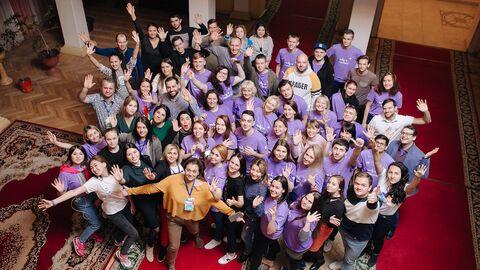 Крылья добра: в Орле прошел форум-фестиваль добровольчества