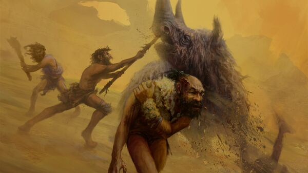 Классические представления о «безрассудных» неандертальцах оказались фикцией