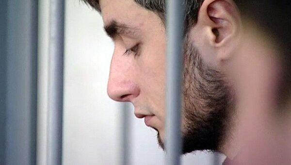Дмитрий Грачев в суде