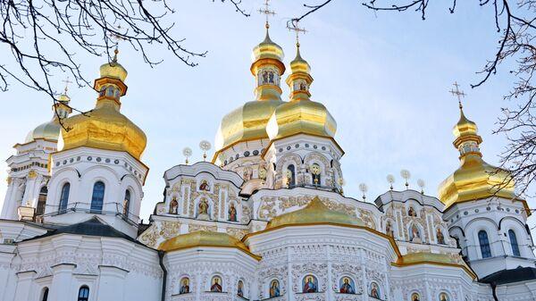 Успенский собор Киево-Печерской лавры в Киеве