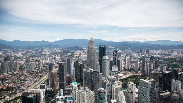Вид на Куала-Лумпур. Архивное фото