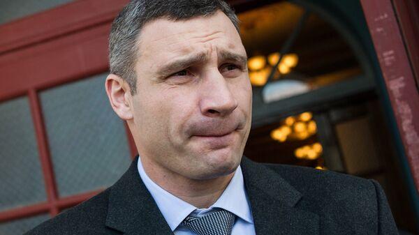 Украинские СМИ раскрыли подробности конфликта Зеленского и Кличко
