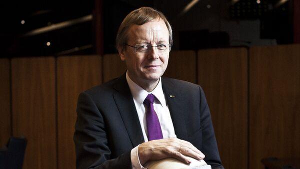 Генеральный директор Европейского космического агентства (ЕКА) Ян Вернер