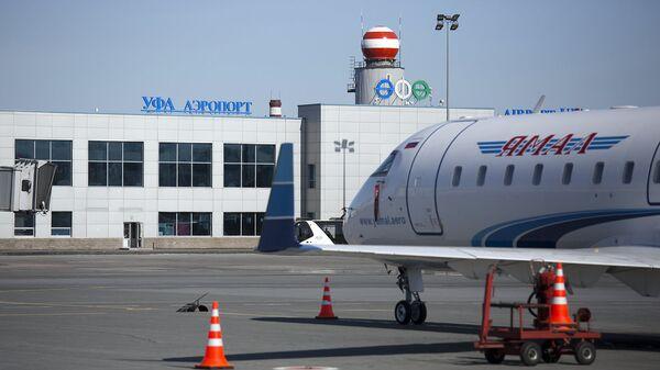 Два самолета, севшие в Уфе из-за метеоусловий, вылетели в Челябинск