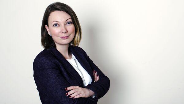 Светлана Горбачева, руководитель группы маркетинга и коммуникаций Фонда КАФ