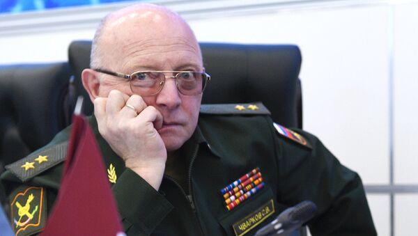 Сергей Чварков. Архивное фото
