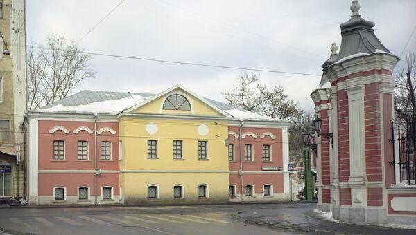 Москва в двадцать первом веке. Старая Басманная улица.