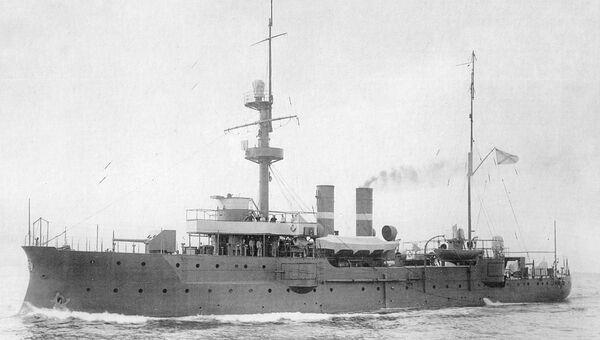 Канонерская лодка Сивуч (II)