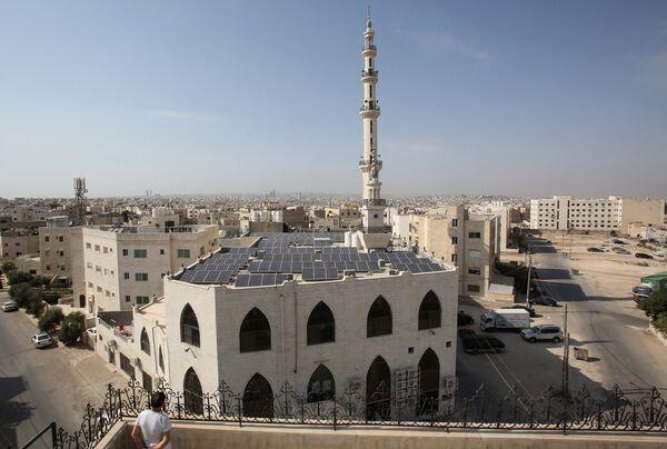 Солнечные батареи в Турции и Иордании