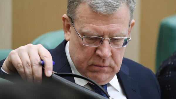 Кудрин связал сокращение иностранных инвестиций в Россию с делом Калви