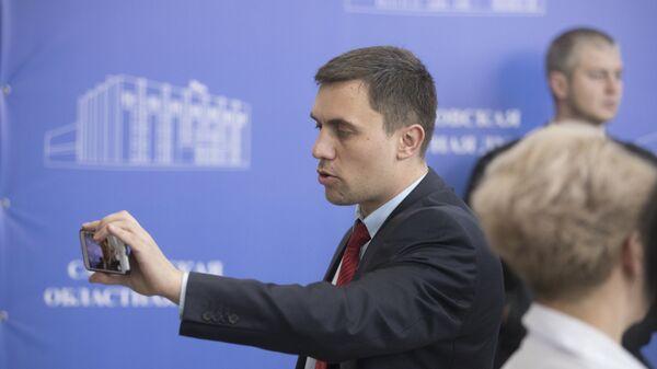 Николай Бондаренко в Саратовской областной думе