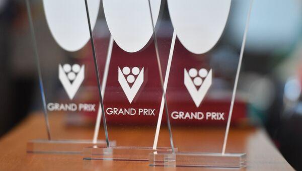 Награды Гран-при XXII Международного профессионального конкурса вин и спиртных напитков
