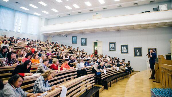 Волонтёры прошли обучение для участия в Международном форуме добровольцев