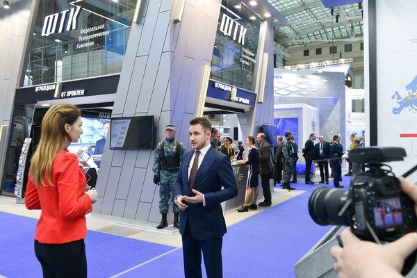 Международная выставка Транспорт России
