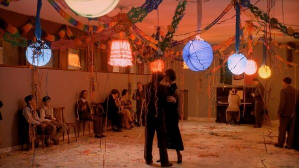 Кадр из фильма Конформист