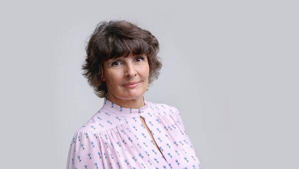 Министр транспорта и коммуникаций Финляндии Анне Бернер. Архивное фото