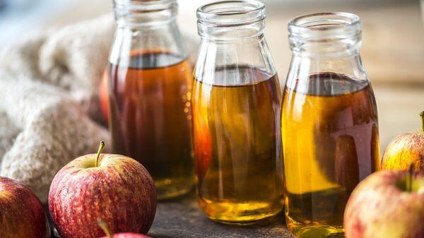 Яблочный сок. Архивное фото