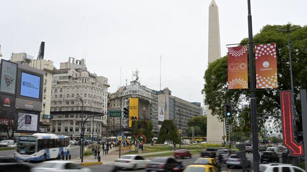 Буэнос-Айрес в преддверии саммита G20