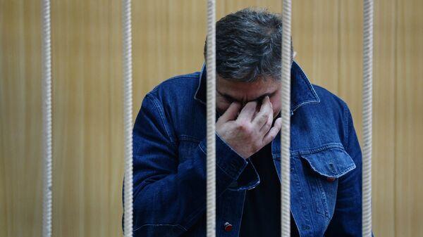 Захарий Калашов в суде
