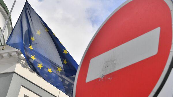 Евросоюз согласовал санкции против восьми россиян