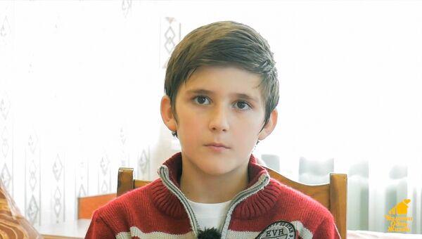 Артур Г., ноябрь 2007, Орловская область