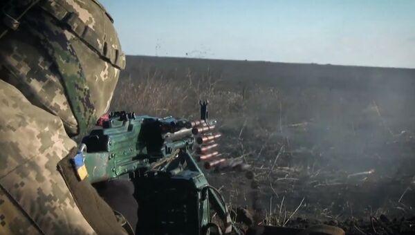 Украина провела учения по поражению воздушных целей в Азовском море