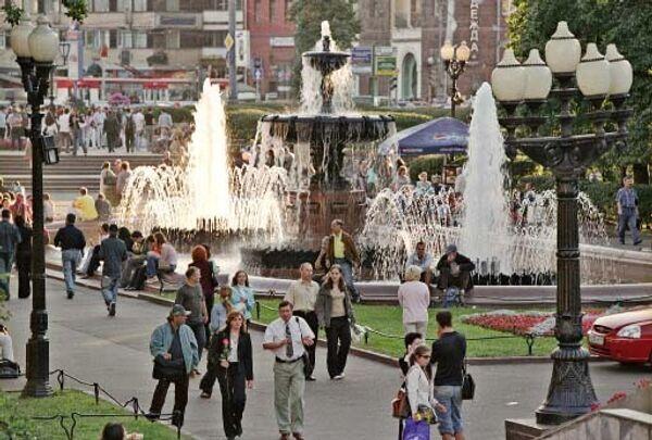 Торговых площадей под Пушкинской площадью не будет - Ресин