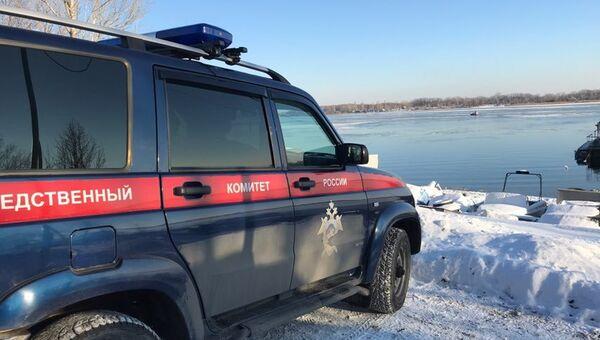 В Саратове ребенок погиб, провалившись с отцом под лед. 30 ноября 2018