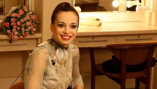 Прима Мариинского театра, балерина Диана Вишнёва