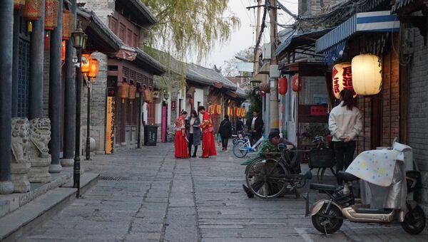Город Цзинань, Китай