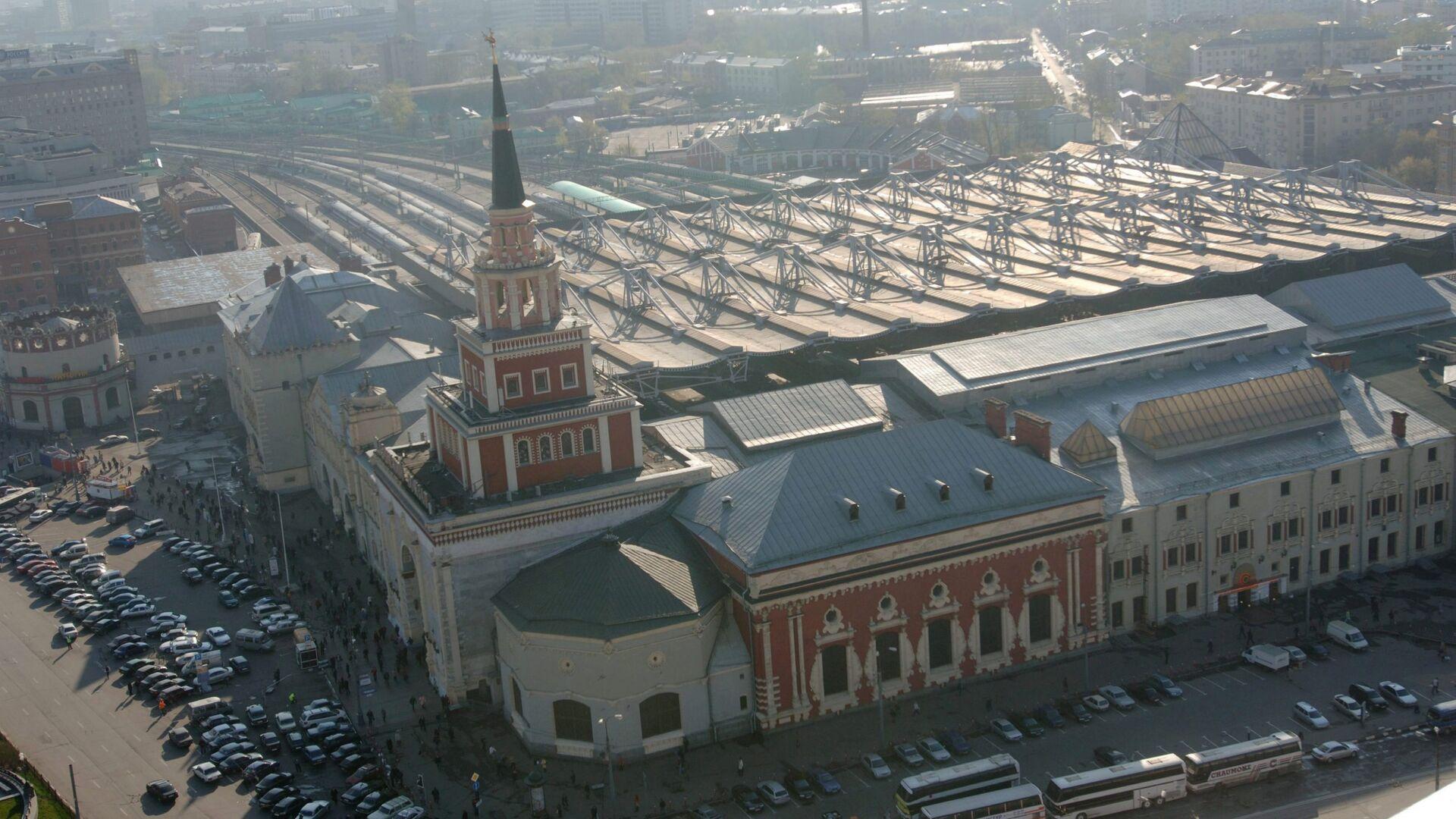 Виды Москвы - РИА Новости, 1920, 09.03.2021
