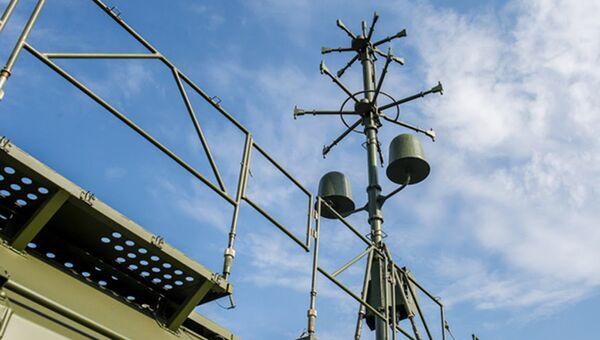 Автоматизированный звукотепловой комплекс артиллерийской разведки Пенициллин. Архивное фото