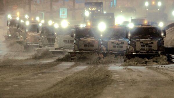 Пока крупных происшествий на дорогах столицы не зафиксировано