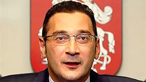 Экс-премьер Грузии Владимир Гургенидзе