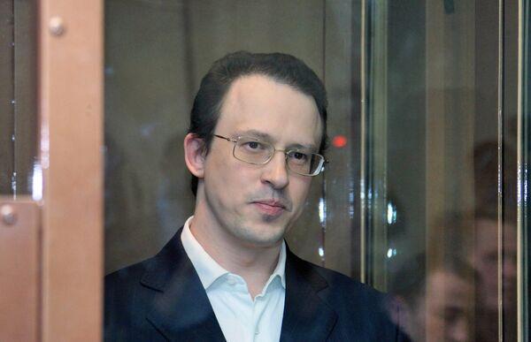 Слушания в Мосгорсуде по делу об убийстве Андрея Козлова