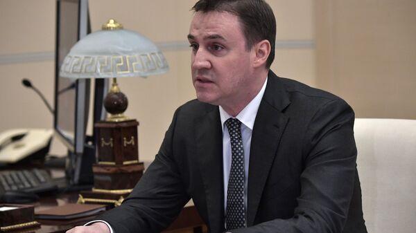 Министр сельского хозяйства Дмитрий Патрушев. Архивное фото