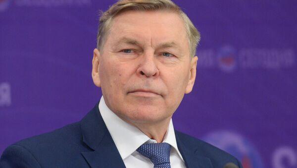 Ректор Российского университета дружбы народов, профессор Владимир Филиппов