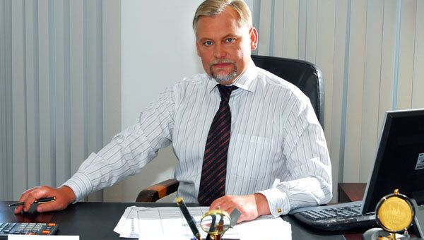 Мэр Нижнего Новгорода Вадим Булавинов