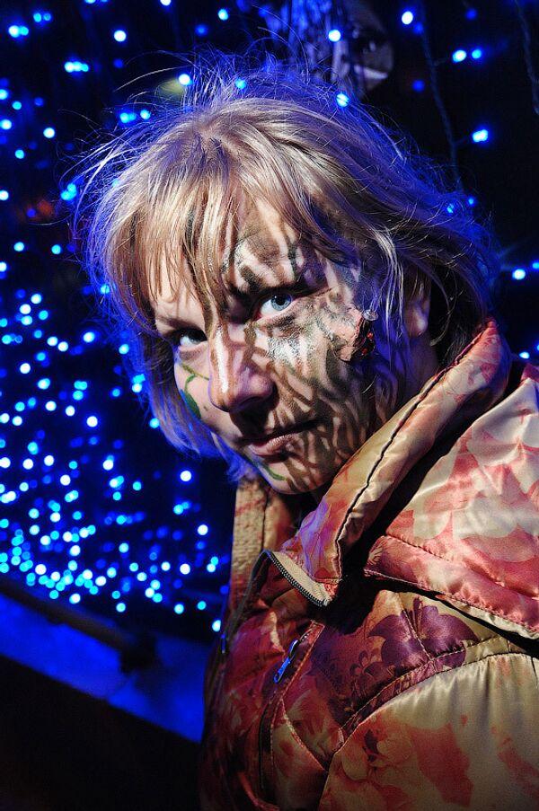Празднование Хэллоуина в Москве