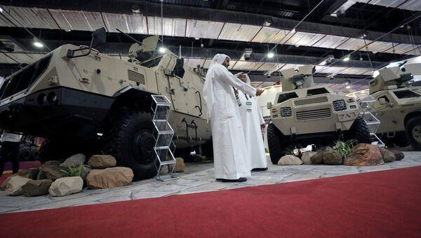 Международная выставка вооружений EDEX-2018 в Каире. 3 декабря 2018