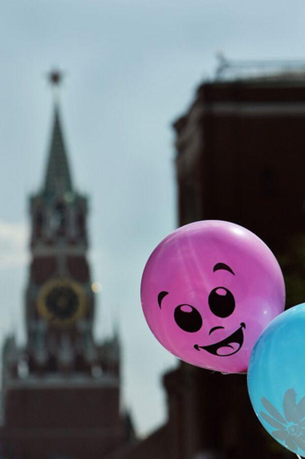 Праздники, Москва