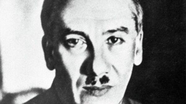 Генрих Григорьевич Ягода, один из главных руководителей советских органов госбезопасности, нарком внутренних дел СССР (1934—1936), Арестован в марте 1937 года, приговорен к расстрелу
