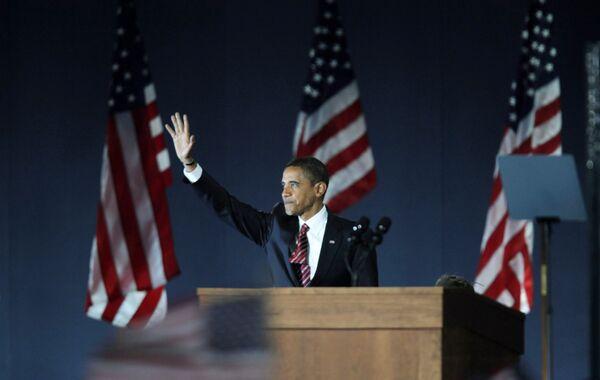 Обращение Барака Обамы к американцам