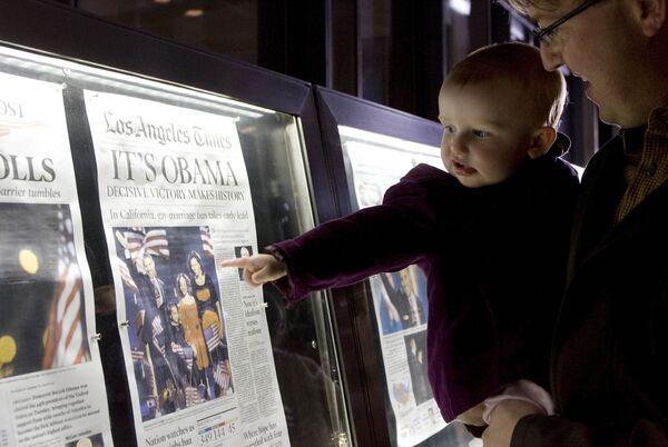Американские газеты о новом президенте США