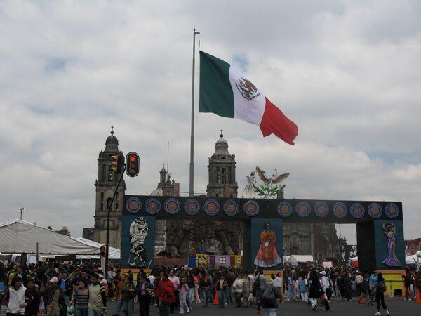 Мексика. Архив