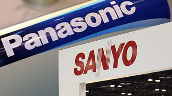 Panasonic и Sanyo