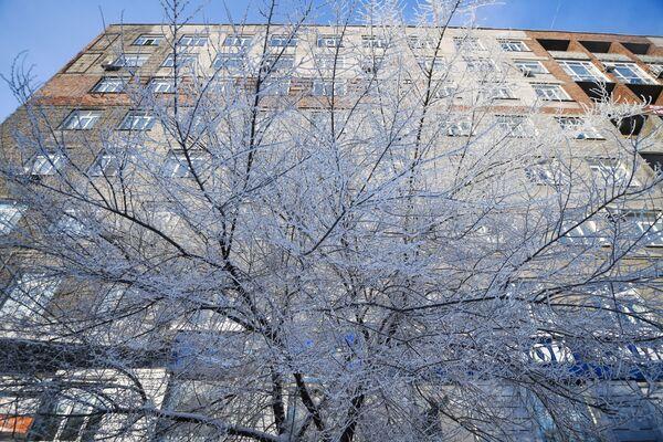 Улица Владимировская в Новосибирске