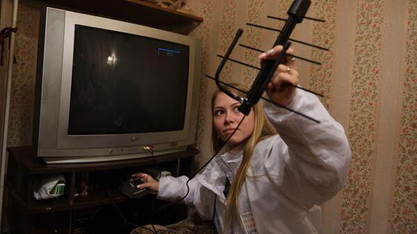 Настройка цифрового ТВ
