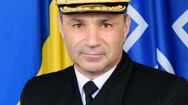 Командующий Военно-морскими силами Украины адмирал Игорь Воронченко